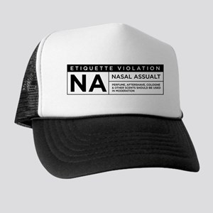 Nasal Assault Trucker Hat