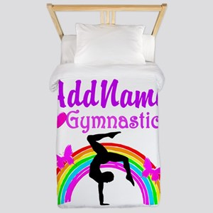 SUPER STAR GYMNAST Twin Duvet
