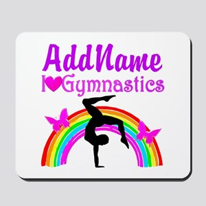 SUPER STAR GYMNAST Mousepad
