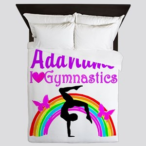 SUPER STAR GYMNAST Queen Duvet