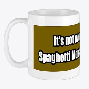 Flying-Spaghetti-Monster-Bumper-Sticker Mug
