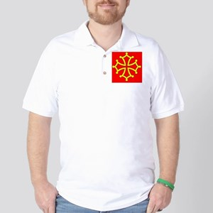 Occitan Keychain Golf Shirt