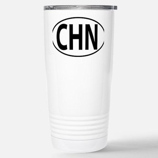 CHN - China Stainless Steel Travel Mug