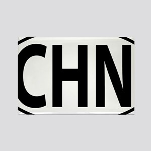 CHN - China Rectangle Magnet