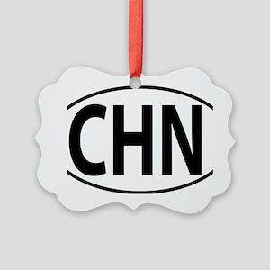 CHN - China Picture Ornament