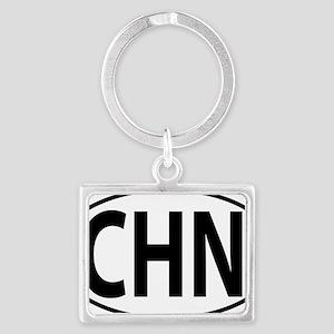 CHN - China Landscape Keychain