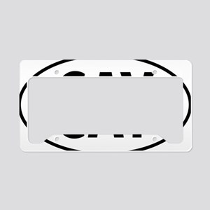 CAY - Cayman License Plate Holder