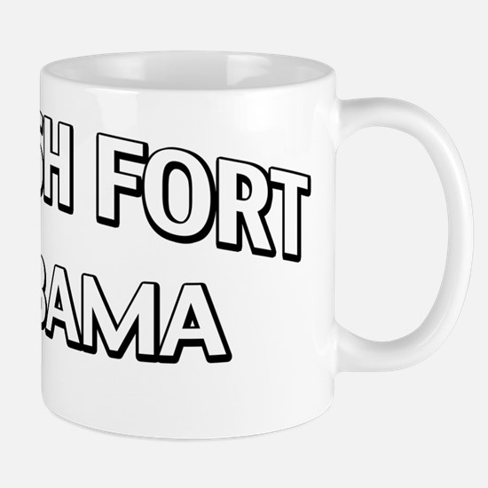 Spanish Fort Alabama Mug