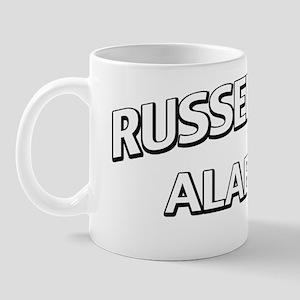 Russellville Alabama Mug