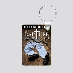 RaptureT02 Aluminum Photo Keychain