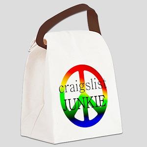 CraigslistJukie2 Canvas Lunch Bag