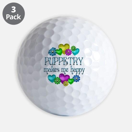 PUPPETRY Golf Ball