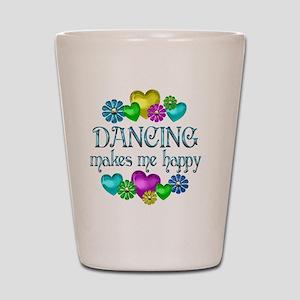 DANCING Shot Glass