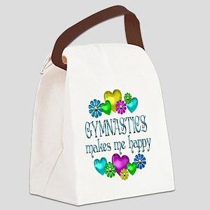 GYM Canvas Lunch Bag