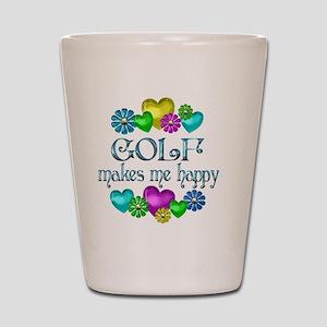 GOLF Shot Glass