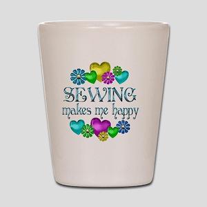 SEWING Shot Glass