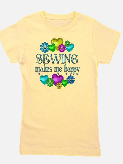 SEWING Girl's Tee