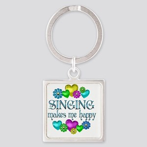 SING Square Keychain