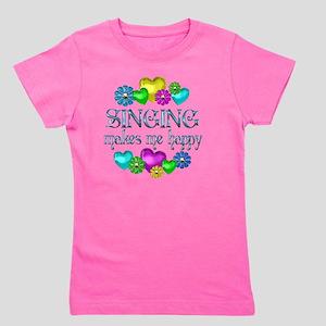SING Girl's Tee