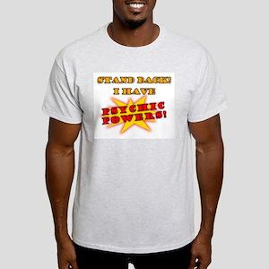 Psychic Powers Light T-Shirt