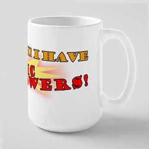 Psychic Powers Large Mug