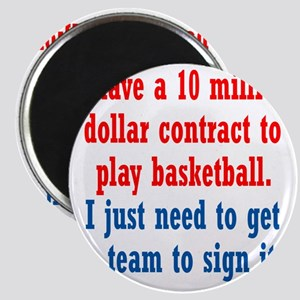 basketball-contract1 Magnet