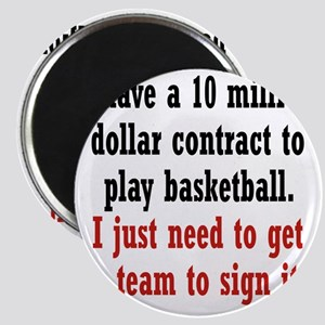 basketball-contract2 Magnet