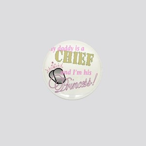 chief princess Mini Button
