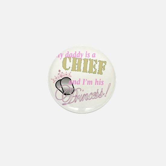 chief princess Mini Button