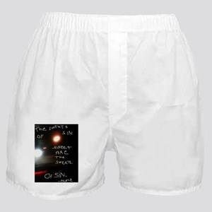 JamesJoyceSin Boxer Shorts