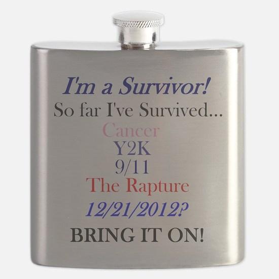 survivorcancer Flask