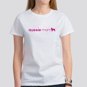 Aussie Mom Women's T-Shirt