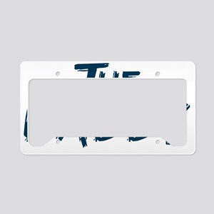 the daddy License Plate Holder