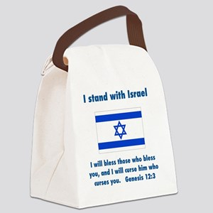 stand_w_israel Canvas Lunch Bag