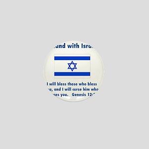 stand_w_israel Mini Button
