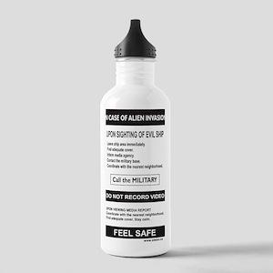 In Case of Alien Invas Stainless Water Bottle 1.0L
