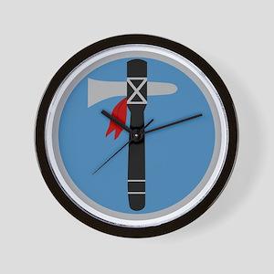 XIX Corps - 3 Wall Clock