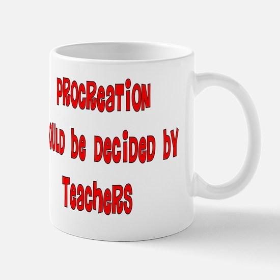 Procreation Mug