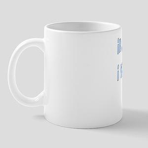retired teacher orphans PINK Mug