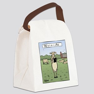 GexM 6 Canvas Lunch Bag