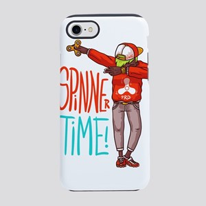 spinner time iPhone 7 Tough Case