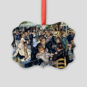 Renoir Le Moulin de la Galette Picture Ornament
