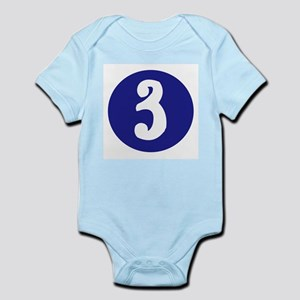 MONTH BY MONTH 3 - Infant Bodysuit