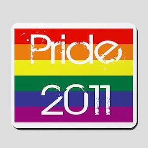 Pride-Birth-of-a-hero-2011 Mousepad