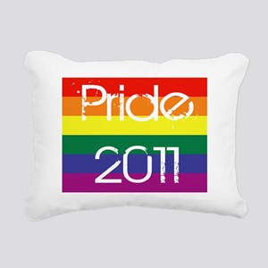Pride-Birth-of-a-hero-20 Rectangular Canvas Pillow