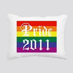 Pride-angelican-text-201 Rectangular Canvas Pillow