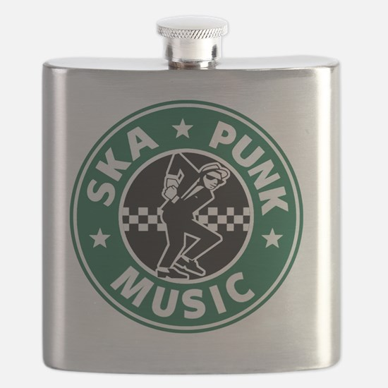 SKA PUNK MUSIC Flask