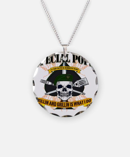 SPECIAL FORCES Necklace