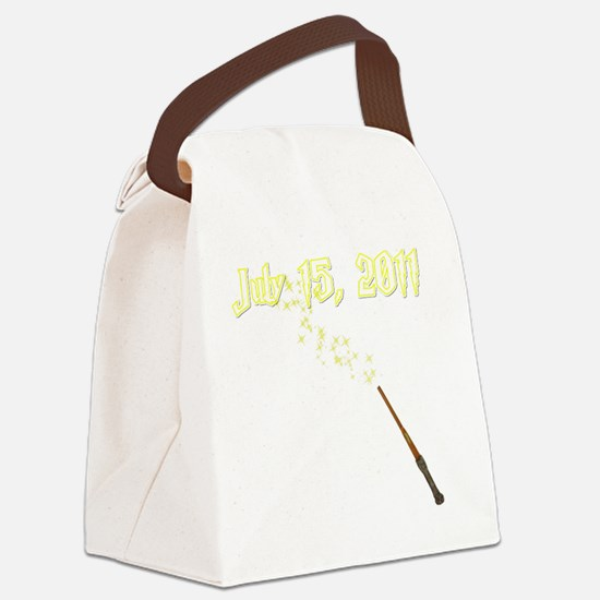 back2 Canvas Lunch Bag