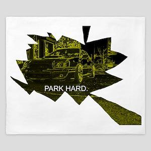 Park Hard King Duvet